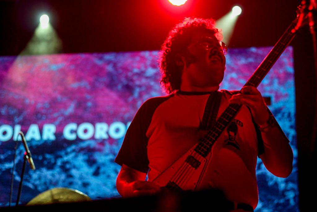 Solar Corona - Woodrock Festival 2019