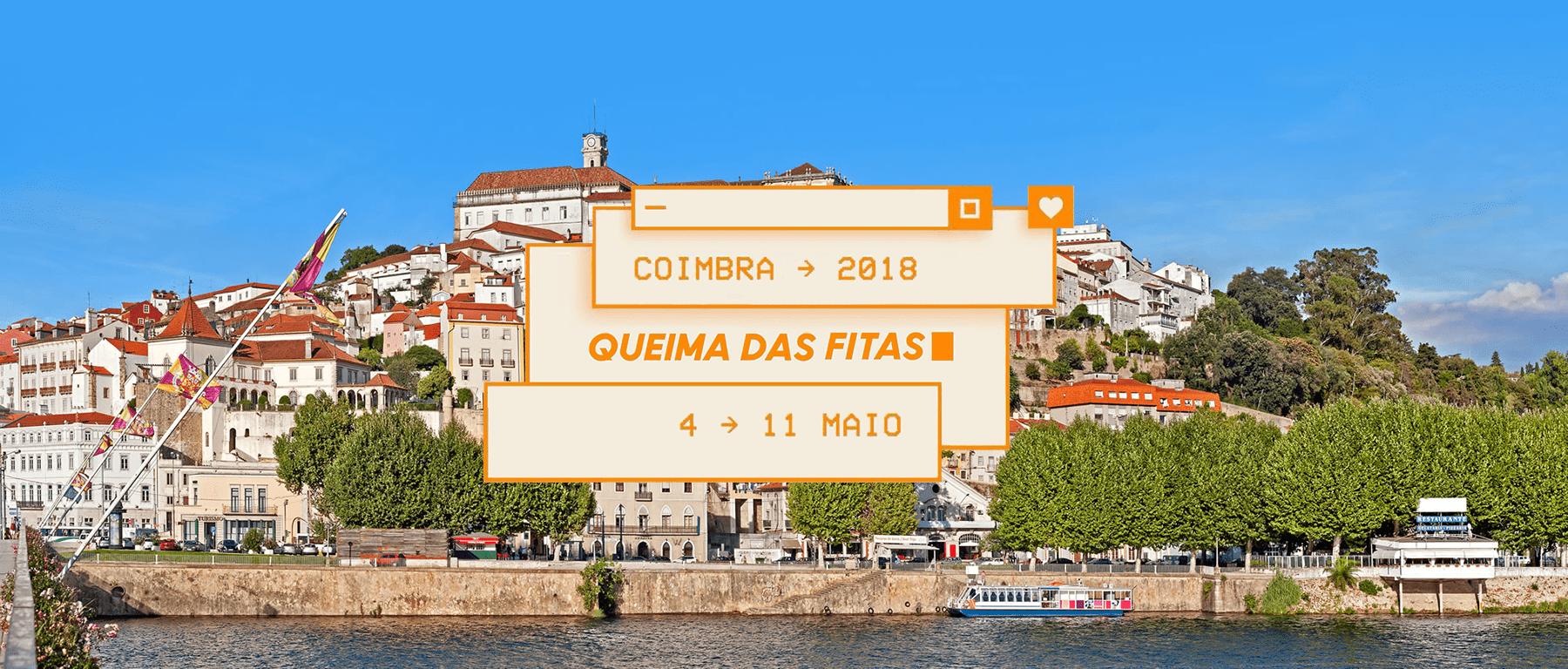 Queima das Fitas de Coimbra 2018