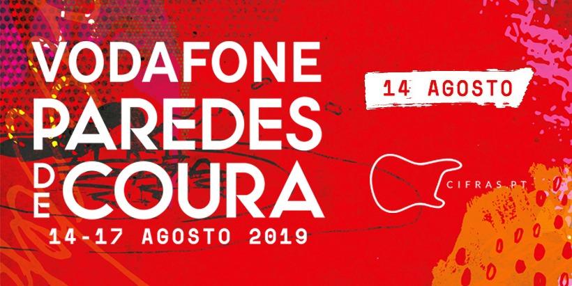 Festival Vodafone Paredes de Coura 2019 dia 14