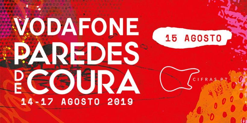 Vodafone Paredes de Coura Dia 15
