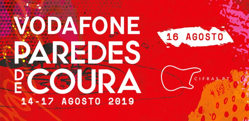Vodafone Paredes de Coura Dia 16
