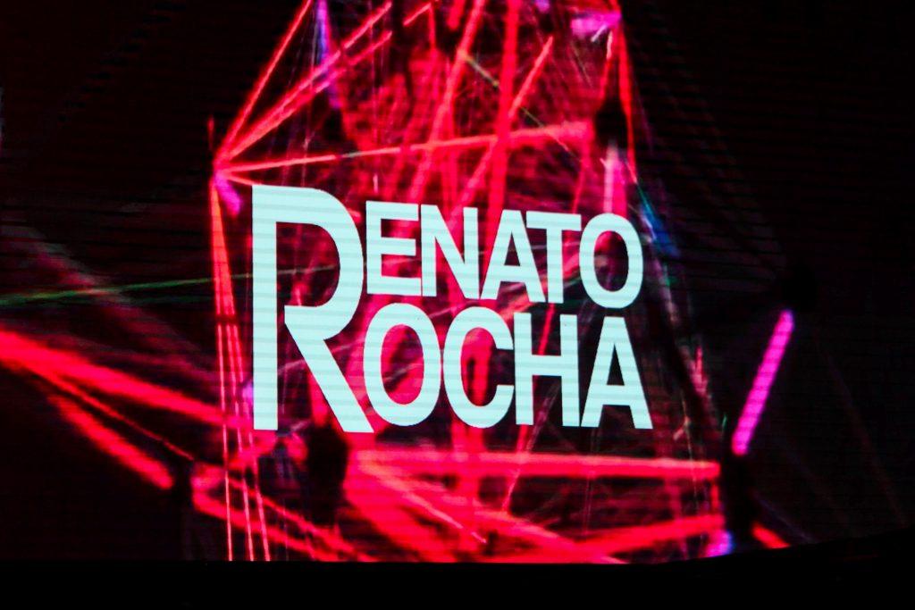 Renato Rocha - Recepção ao Caloito AAUBI 2019