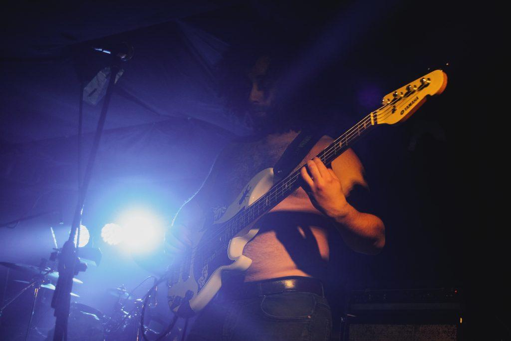 Gary Yamamoto e Saci Pererê - Teixoso Garagem Rock