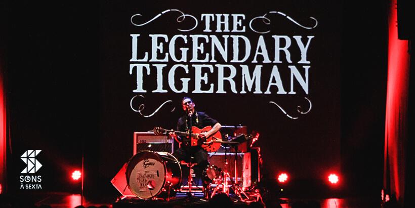 The Legendary Tigerman no Sons à Sexta