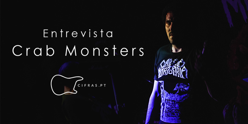 Crab monsters Entrevista