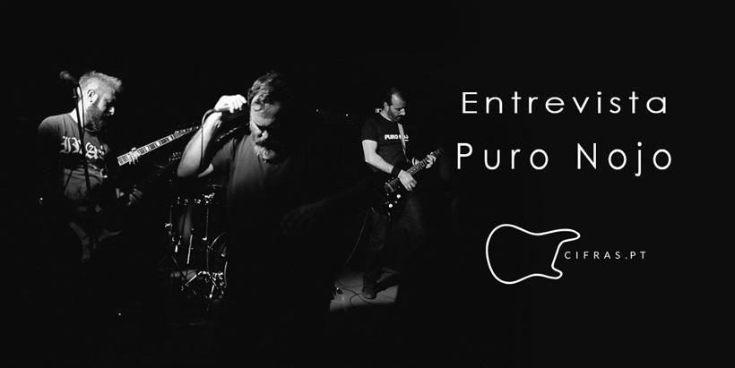 Entrevista à banda Puro Nojo
