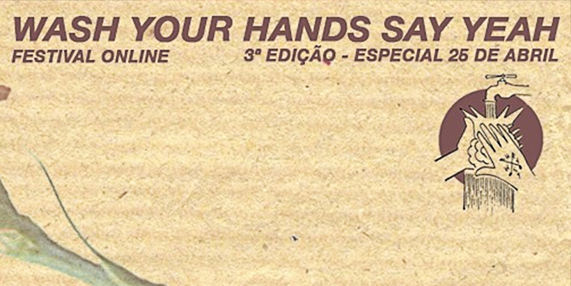 wash your hands say yeah 25 abril
